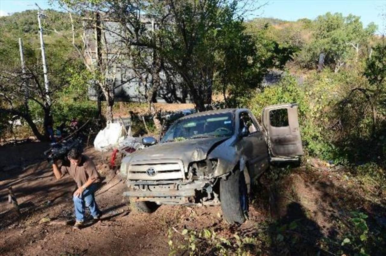 Al menos 5 lesionados en accidente en carretera al Puerto de La Libertad
