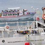 Comparece ante la Fiscalía el patrón del barco que naufragó frente a Libia
