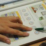 La enseñanza del Inglés requiere de maestros calificados, una buena metodología y recursos didácticos. Foto EDH / Archivo