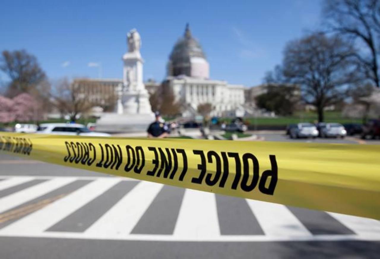 Cierran el Capitolio de EE.UU. tras oírse un tiro en sus inmediaciones