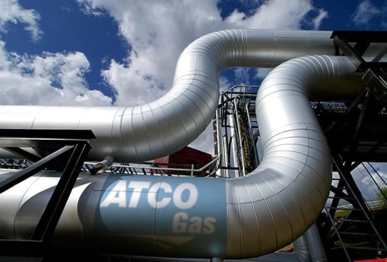 El gasoducto podría mejorar la distribución de energía.
