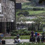 Sede estatal de Petrobras en Río de Janeiro (Brasil). La investigación judicial sobre la petrolera estatal brasileña cumplió un año el mes pasado. foto edh /archivo