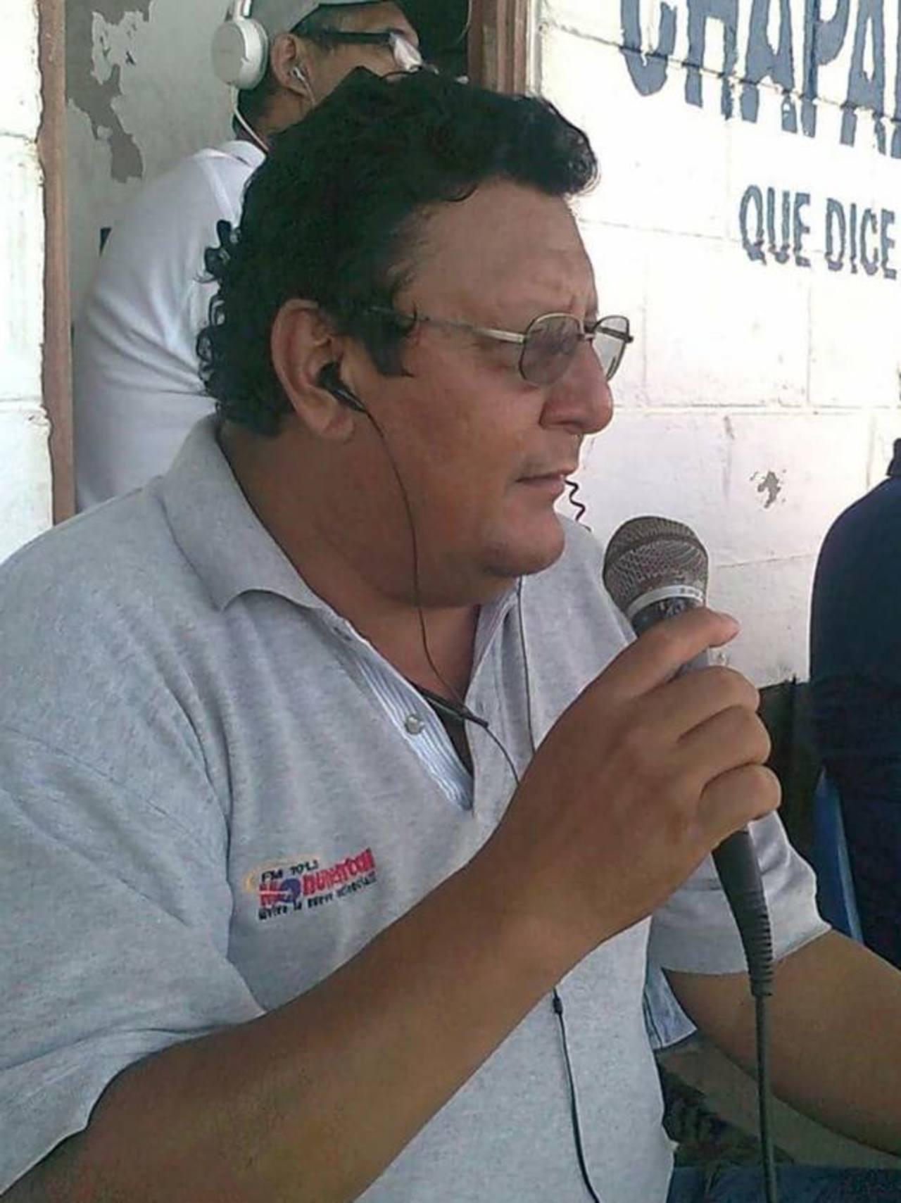 Asesinan a periodista deportivo en San Miguel