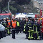 Error de sospechoso desbarata atentado en Francia