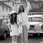 Se cumplen 44 años de la boda de John Lennon y Yoko Ono