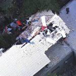 Al menos 5 muertos por caída de helicóptero sobre vivienda en Brasil