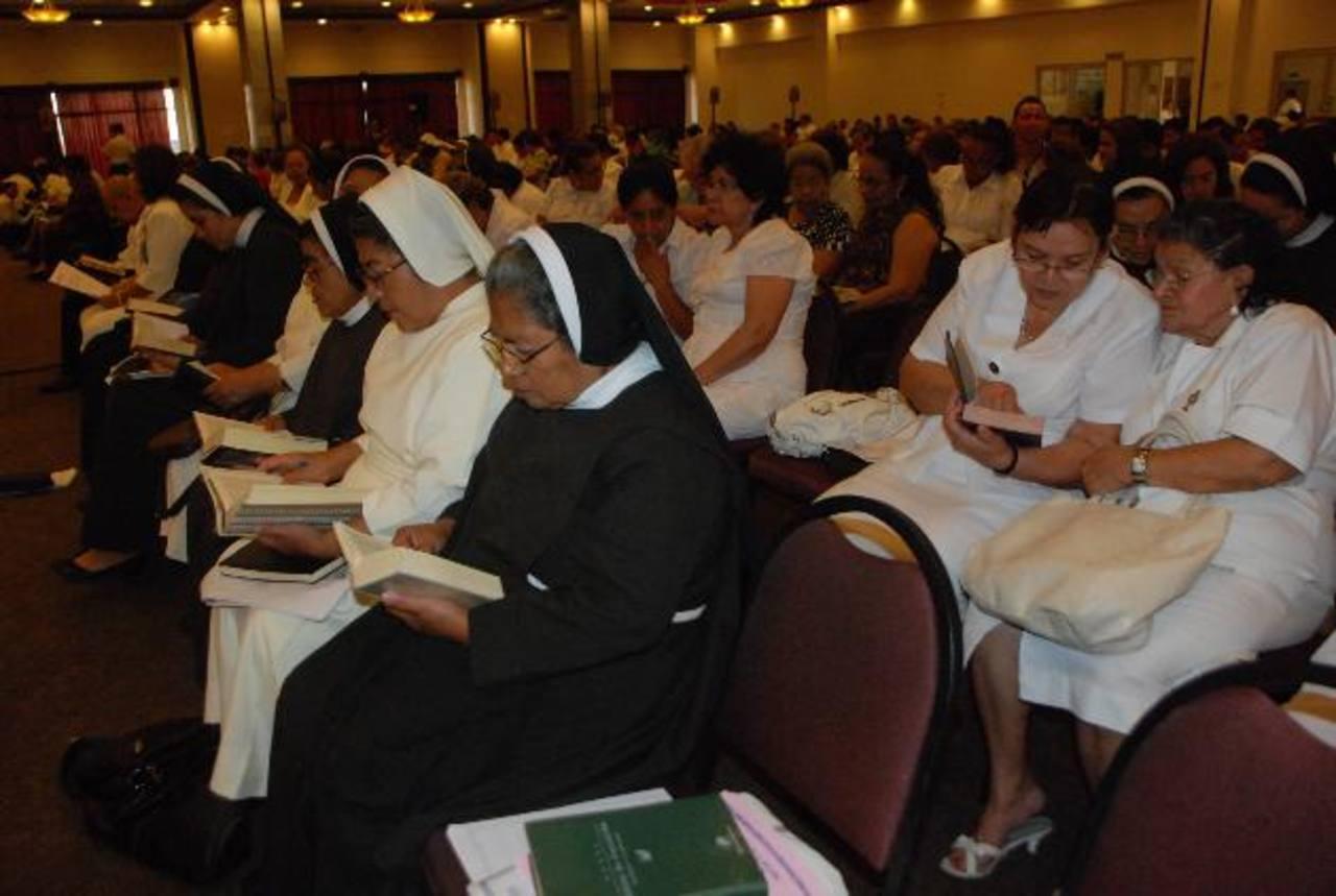 La Cofradía de Damas Guadalupanas desarrollan diferentes proyectos de ayuda en San Miguel. Foto EDH / Archivo