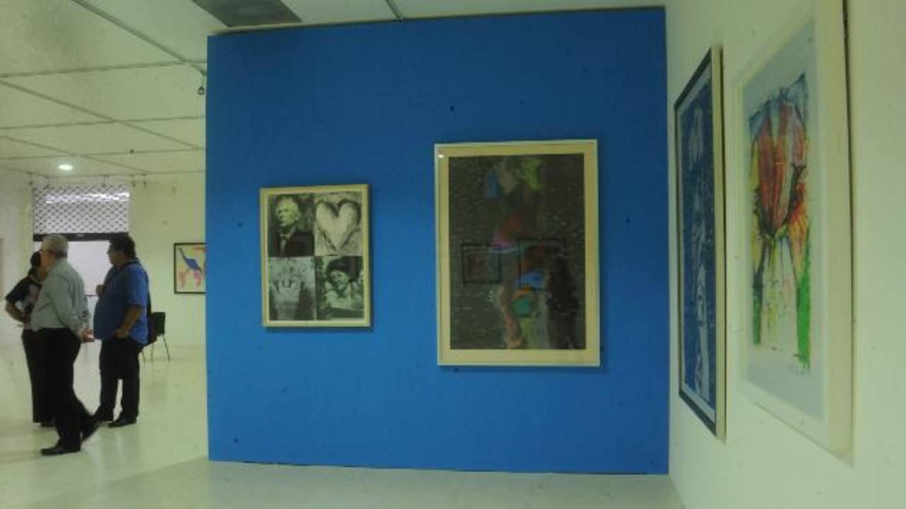 La muestra estará abierta al público desde hoy al 3 de mayo, en las instalaciones del Museo de Arte. fotos EDH / Mauricio CaceresEl acto de inauguración de la exhibición fue presidida por la embajadora de la EE. UU. Maricarmen Aponte.Las caricaturas