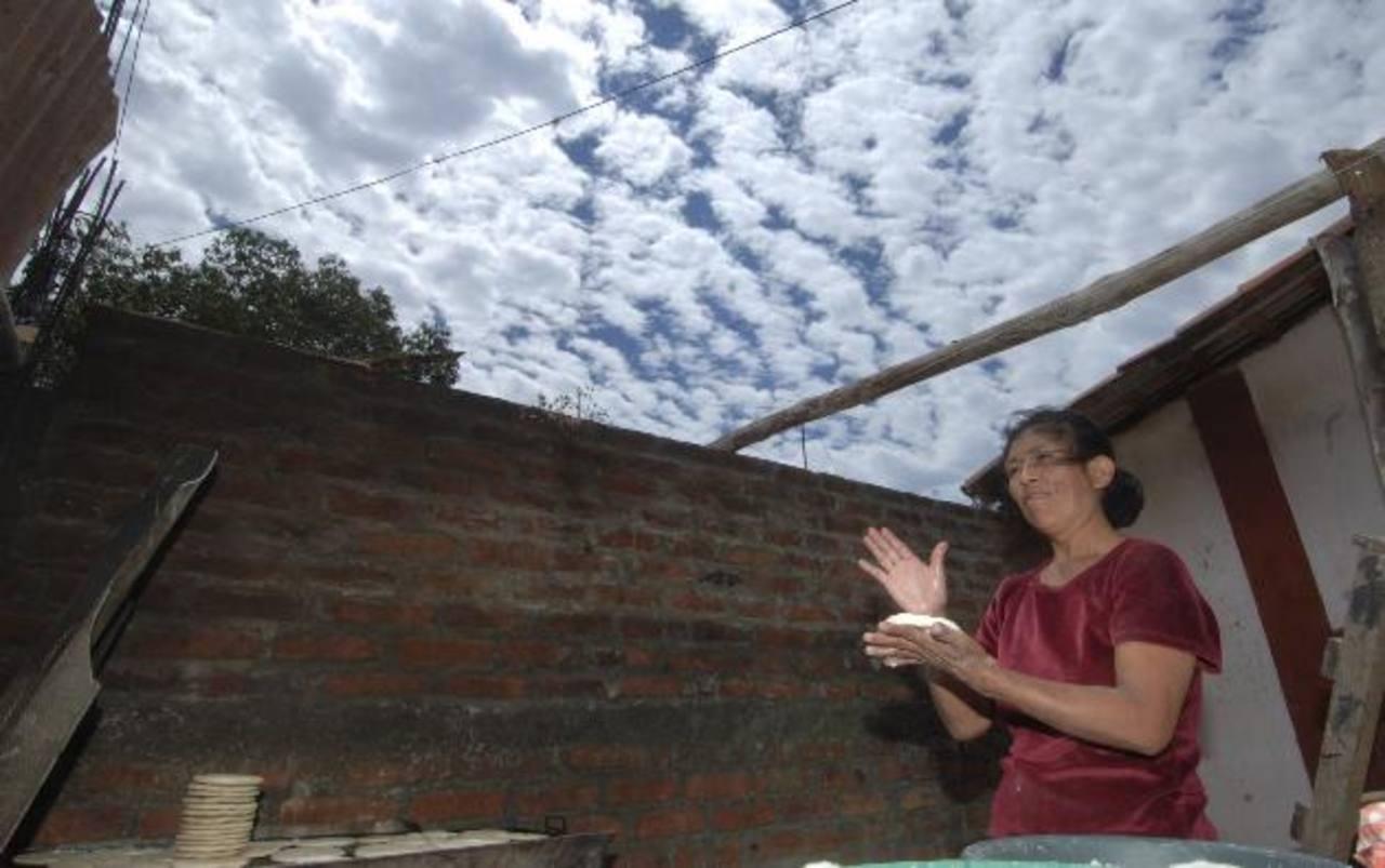 Vientos alcanzarán hoy en El Salvador 50 kilómetros por hora