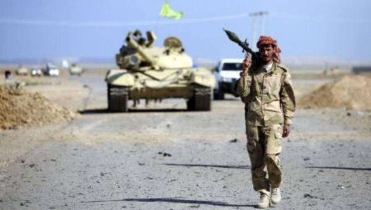 Mueren 12 miembros del EI en combates con grupos rebeldes cerca de Damasco