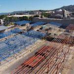 El 15 de abril se reanudarán trabajos en terminal Sitramss