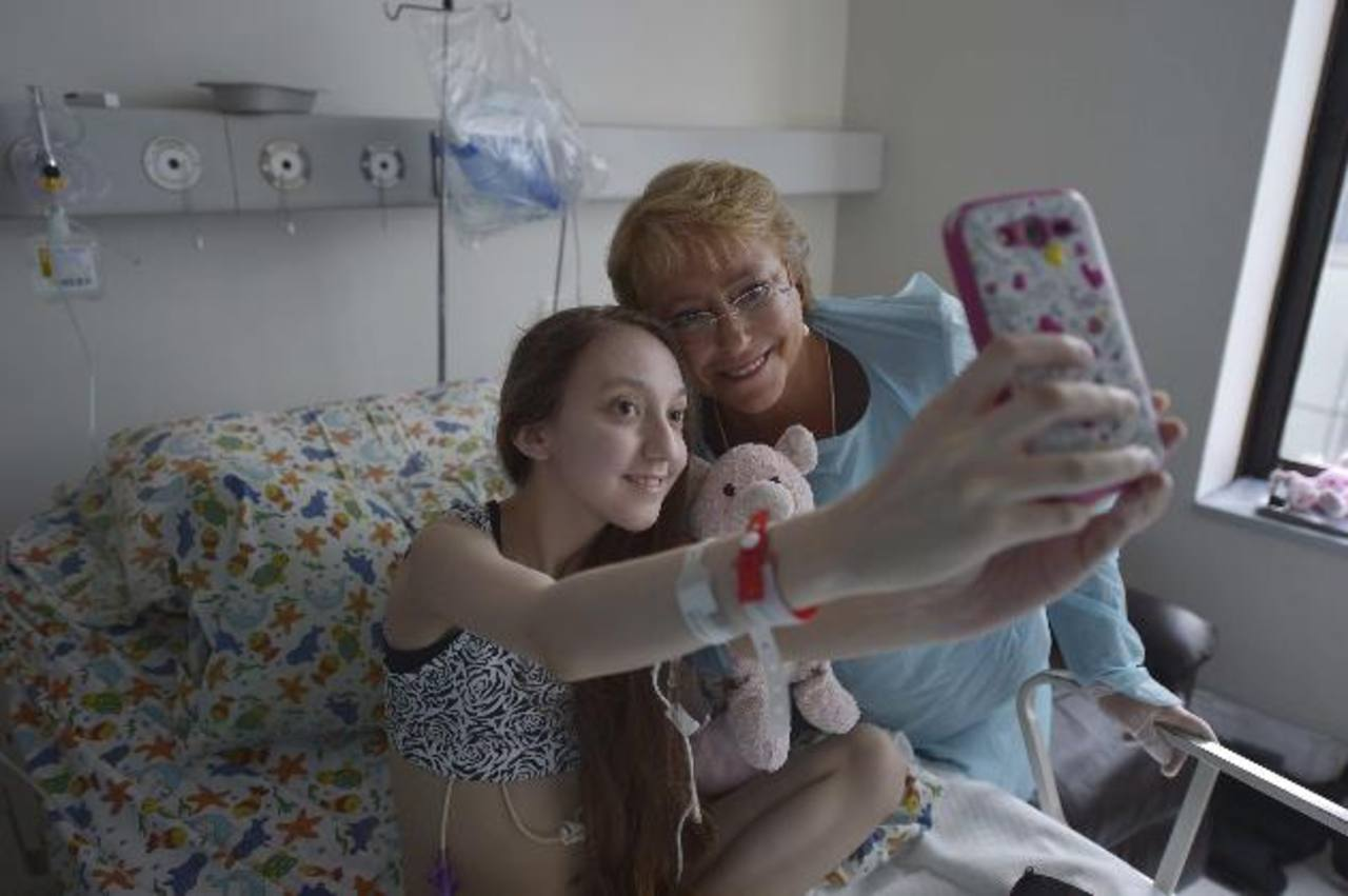 """Chile: Niña que pidió eutanasia cambió """"forma de pensar"""""""