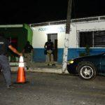 Anoche hubo una ataque similar en Santa María Ostuma, La Paz