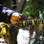 PNC fue alertada sobre un triple homicidio en La Libertad