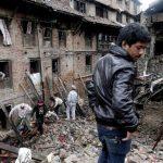 Los muertos en el terremoto de Nepal superan los 5,000 y 10,000 los heridos