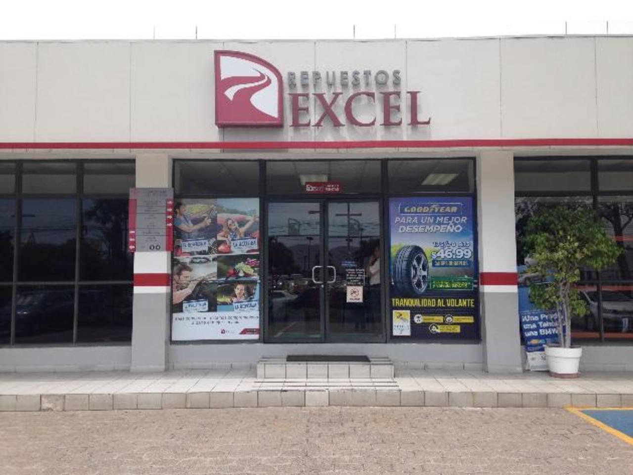 Repuestos Excel trae lo mejor para vehículos de marcas como Toyota, Kia, Mitsubishi y Chevrolet. FOTO EDH / cortesía