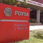 Vista de las oficinas principales de la estatal Petróleos de Venezuela en Caracas. Foto EDH /archivo