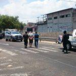 La PNC reportó la captura de un adolescente que viajaba en un vehículo desde el cual se habría perpetrado el ataque contra policías del Centro Judicial Isidro Menéndez.