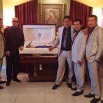 Dan último adiós a Aniceto Molina