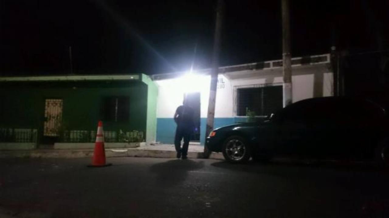 Pandilleros atacan puesto policial de Santa María Ostuma