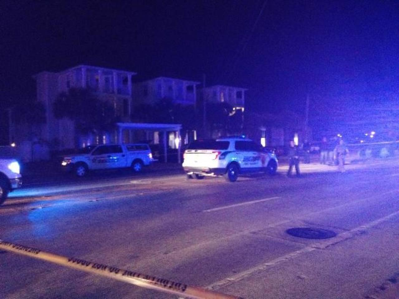 Siete personas heridas en un tiroteo registrado en una residencia de EE.UU.