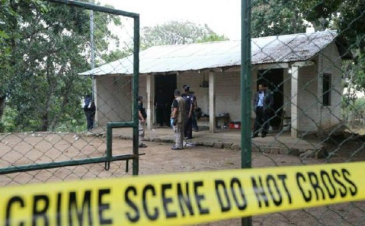 Al menos 8 presuntos pandilleros murieron durante enfrentamiento con policías.