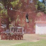 Más de 50 cadetes se gradúan como Comandos de Montaña