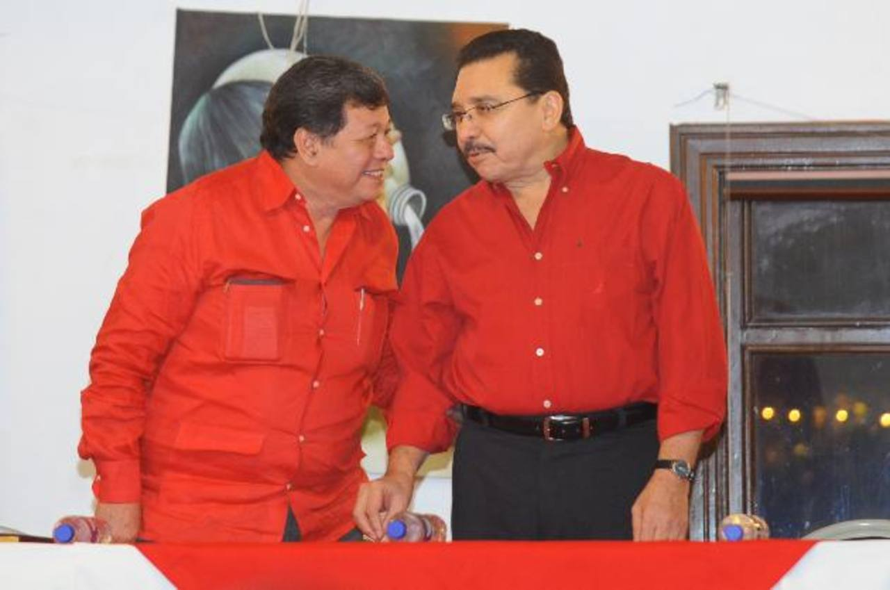 José Luis Merino (izq.) y Medardo González aspiran a ser el primer designado.