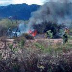 Diez muertos por choque de dos helicópteros en Argentina