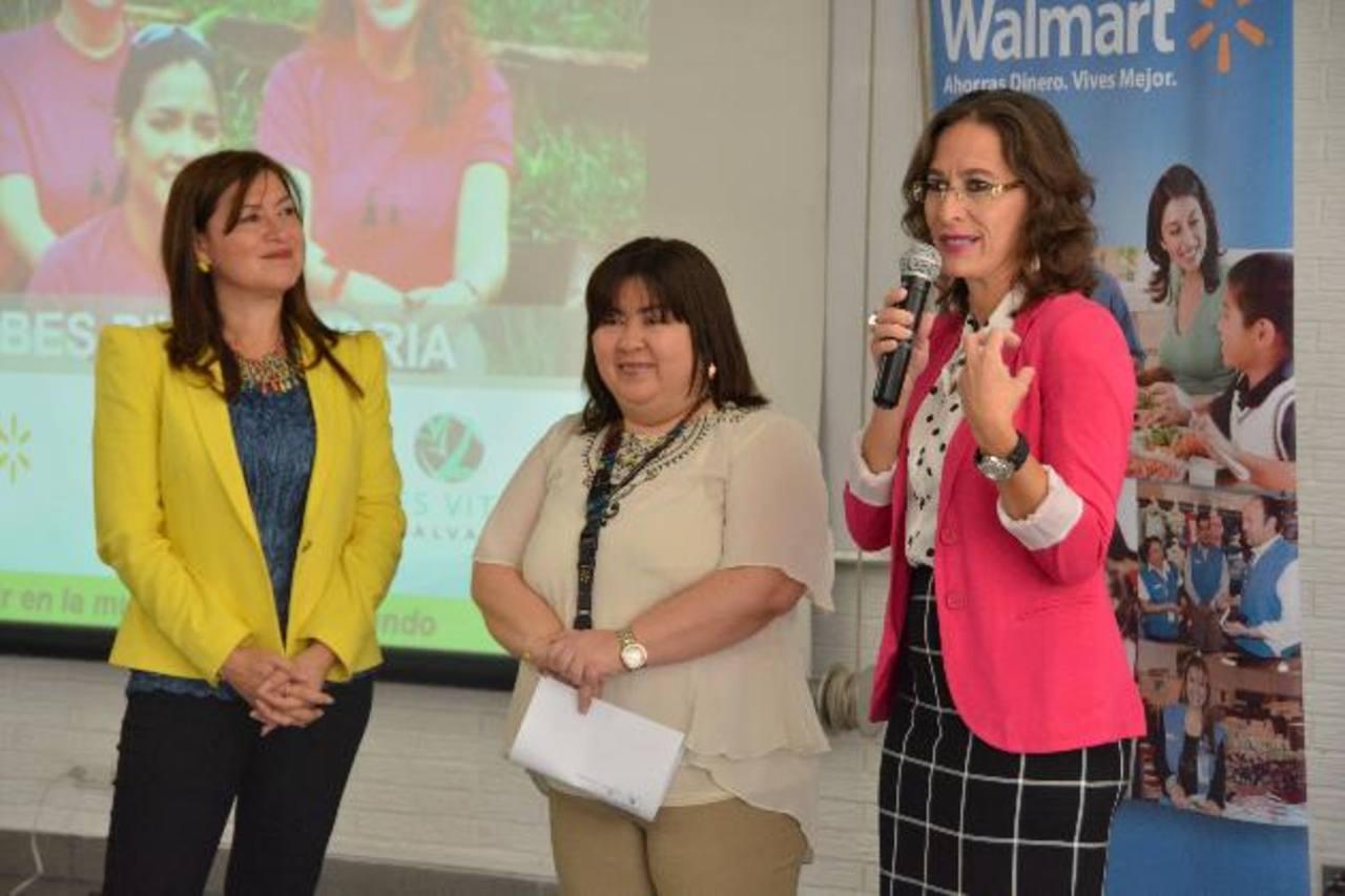 Programas de mentoría pretenden fortalecer habilidades de las mujeres. Foto EDH / David Rezzio