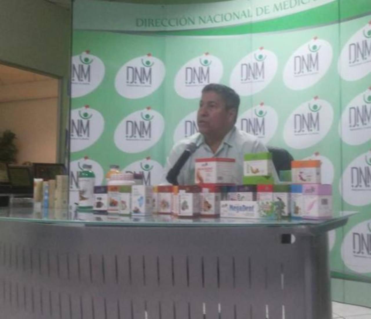 DNM denuncia hallazgo de medicamento fraudulento
