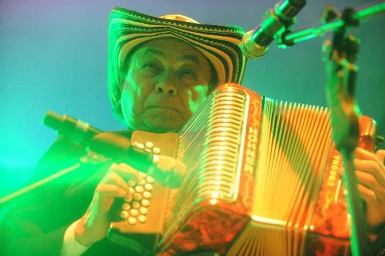 Aniceto es uno de los artistas que ha logrado conquistar el corazón del pueblo salvadoreño. foto EDH / ARCHIVO