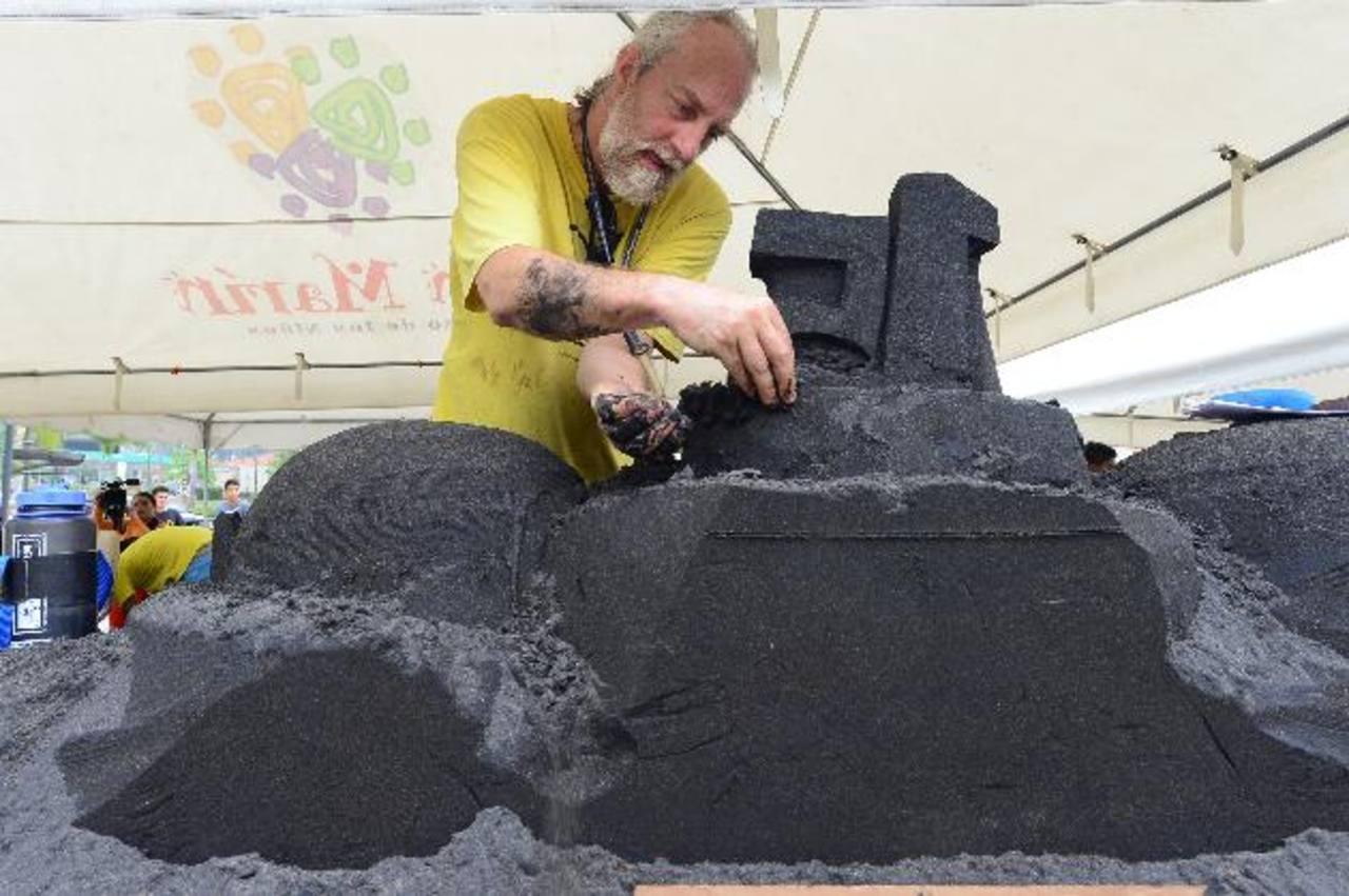 """Arena y solidaridad en """"Sand in the City"""""""