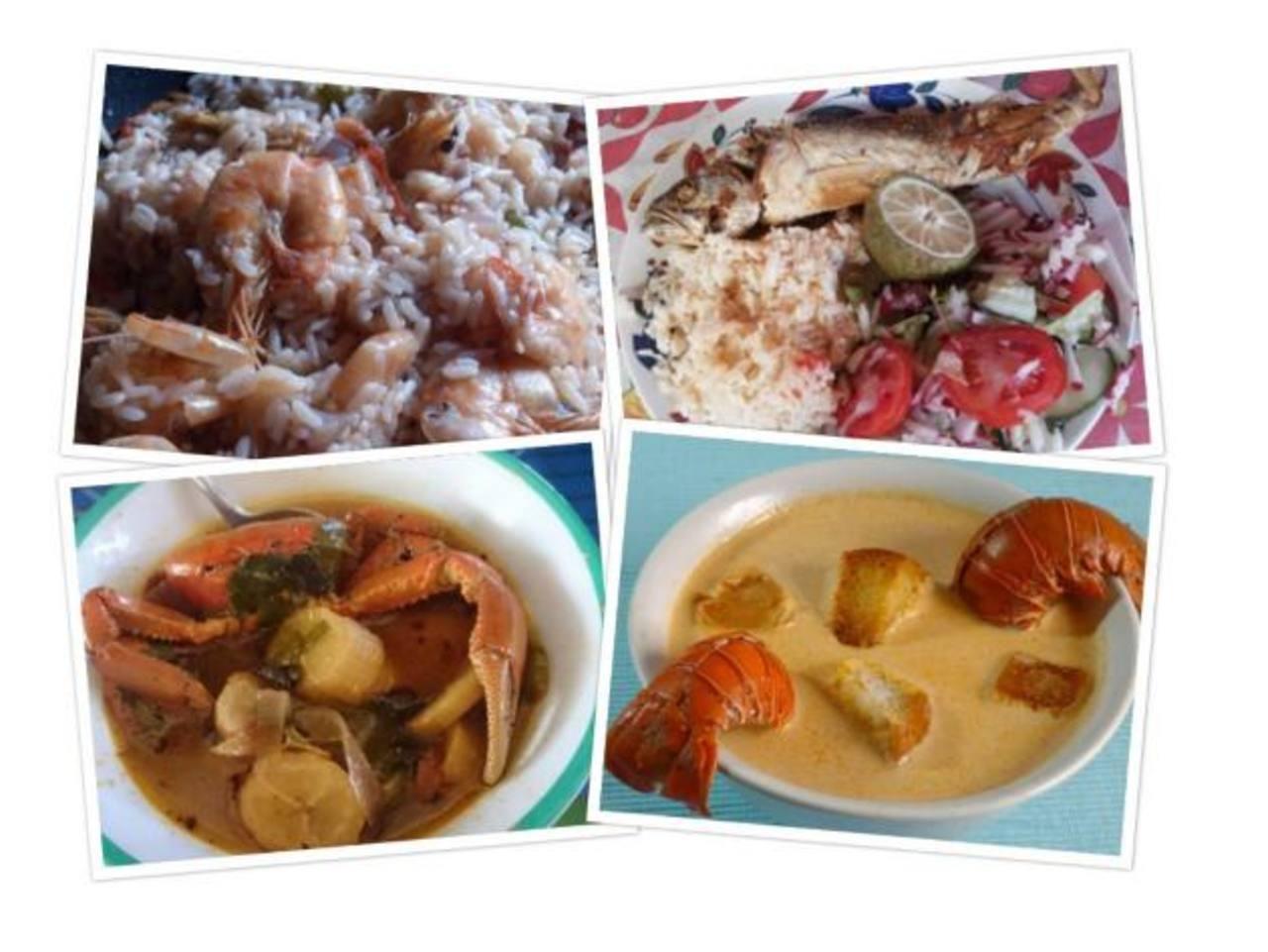 FOTOS: 10 platillos marinos del menú salvadoreño