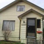 Casa donde Kurt Cobain pasó su infancia. /