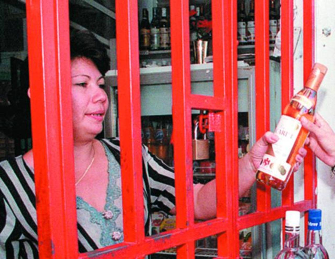 La venta de licor y los ruidos estridentes serán prohibidos en la ciudad de Sonsonate. Foto eh / Archivo