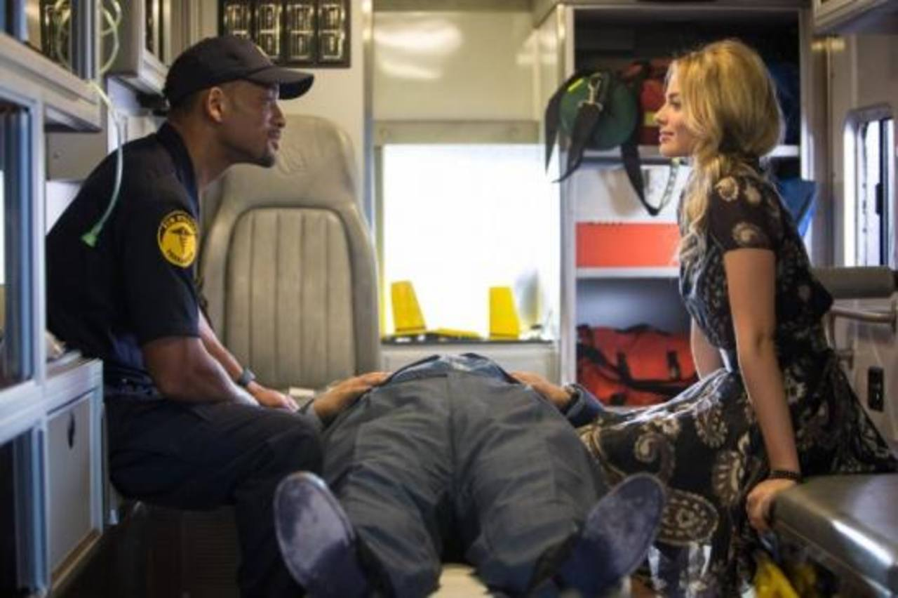 Will Smith protagoniza junto a Margot Robbie una nueva comedia policial que los dejará enamorados.