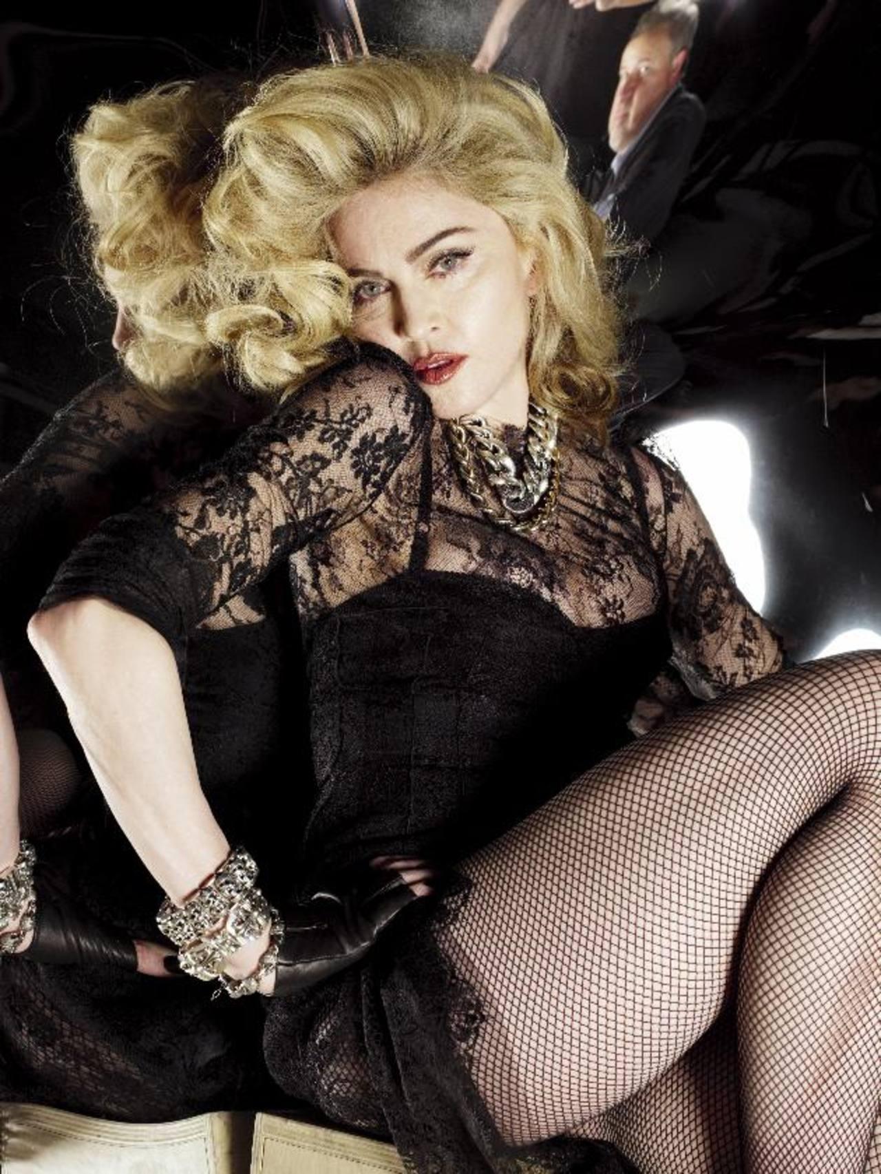 Madonna: La diva que lucha por la inmortalidad