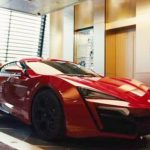 Lykan Hypersport, el auto más lujoso de Rápido y Furioso 7