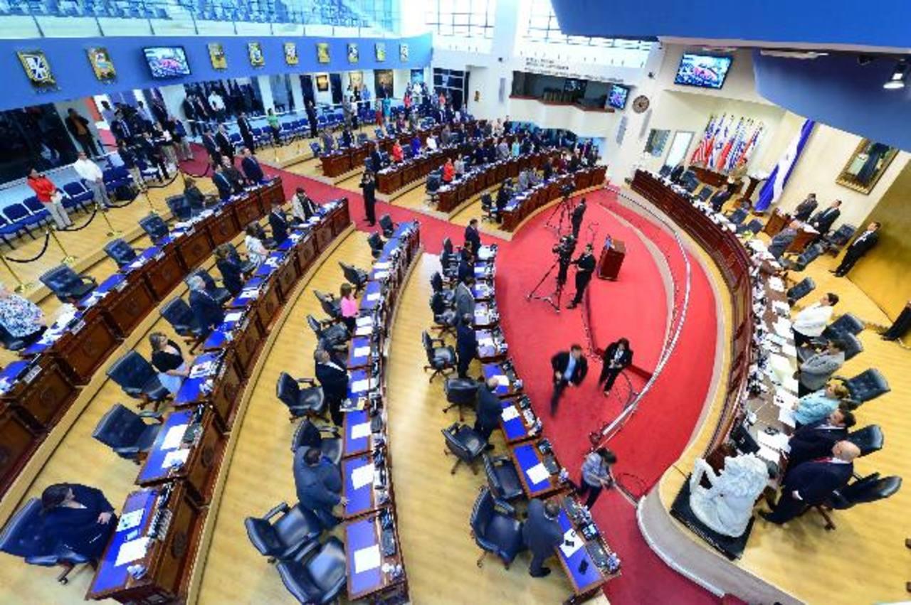Después de la Semana Santa los diputados buscarán consenso para formar las comisiones.