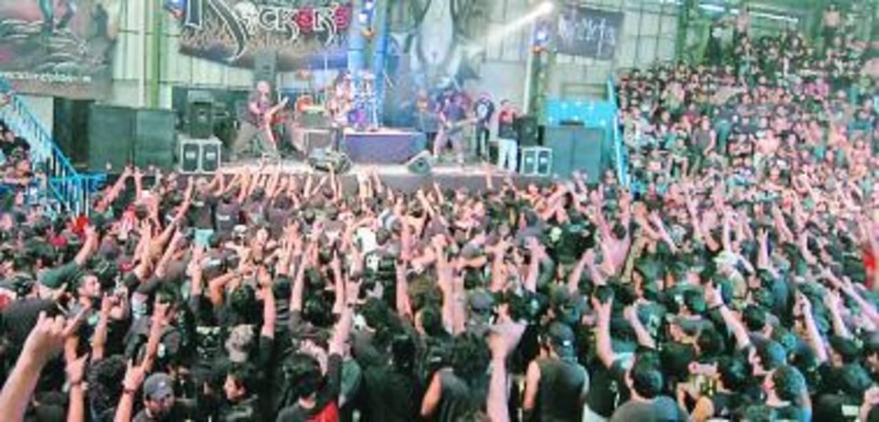 Metal Fest: 20 años de historia musical