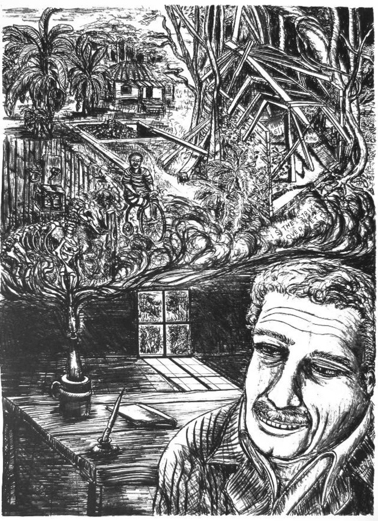 El realismo mágico de Alfredo Milián