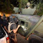 Uno de los 9 pandilleros ultimados en Zacatecoluca habría sido militar