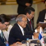 Presidente Sánchez Cerén en VII Cumbre de las Américas