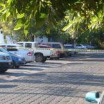 El homicidio de Oliva Tejada fue perpetrado esta tardeen el parqueo de la colonia Masferrer de Usulután.