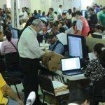 TSE continúa con recuento de votos fuera de tiempo