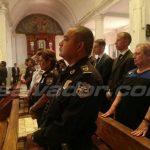 EE.UU. presente en sepelio de mujer policía asesinada por pandilleros