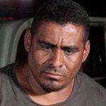 Jorge Alberto Esquivel Jovel, de 40 años, es sospechoso de matar a un agente en un microbús de la Ruta 44, el 20 de marzo. Foto EDH