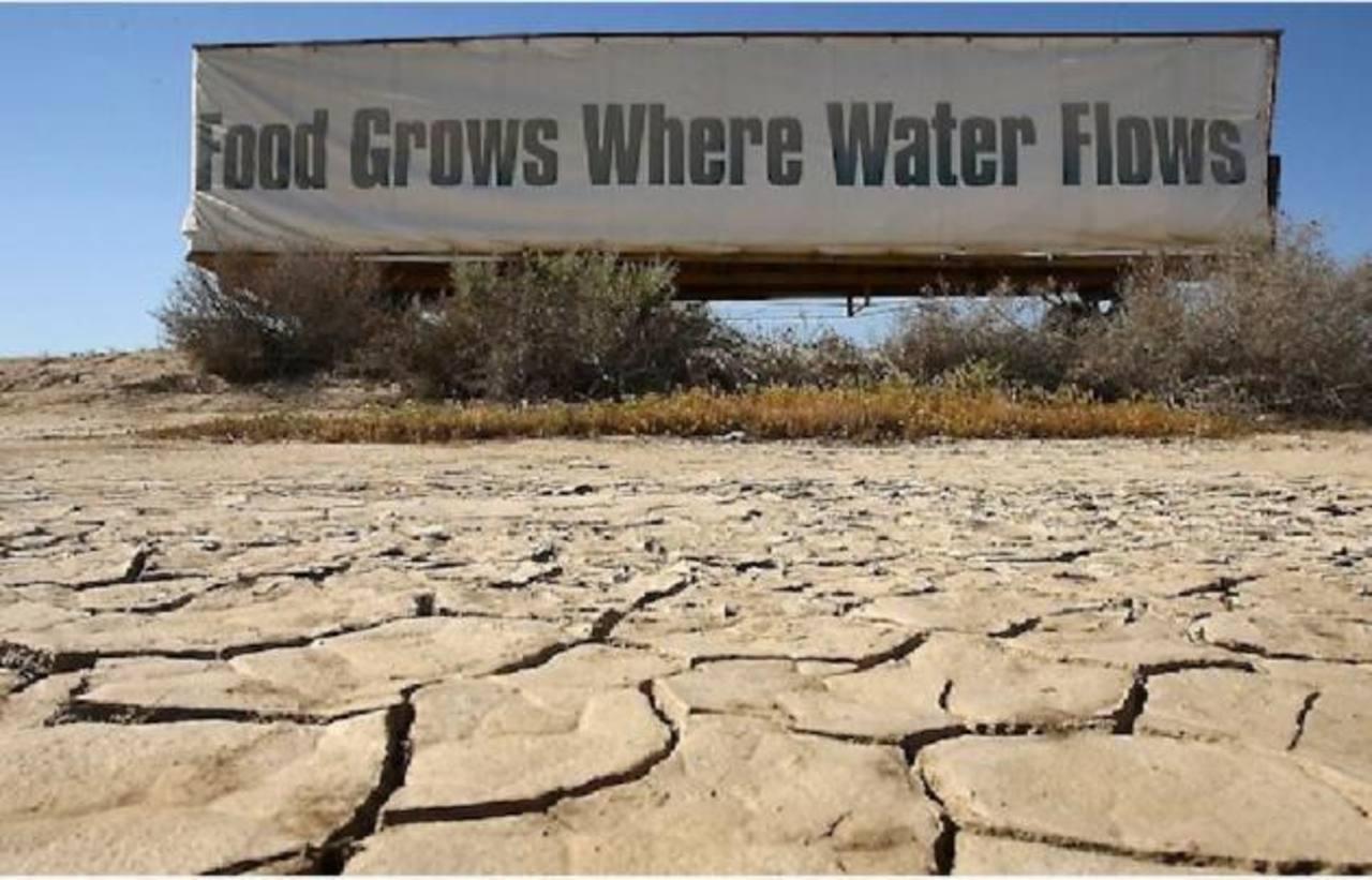 Severas restricciones al consumo del agua en California por sequía