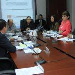 Diputados de Comisión de Reformas Electorales acordaron reformar los artículos 124 y 202 de la Constitución. Foto EDH / Cortesía